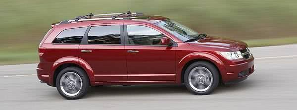 Neuer Crossover: Dodge Journey