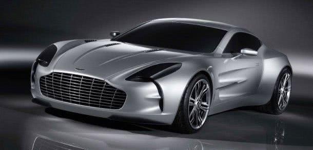 Aston Martin One 77 Zu Exklusiv Für 007