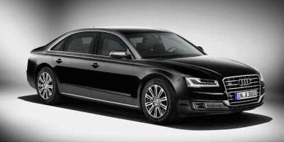 Audi A8 L Security: sicherster Audi aller Zeiten
