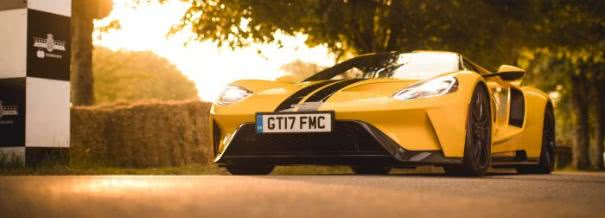 Goodwood Festival of Speed 2017: Ford GT demonstriert Straßenkompetenz